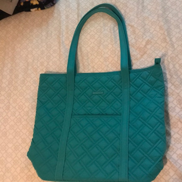 13ecf01988 Teal Vera Tote - Final Price Drop!